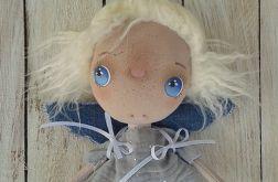 ANIOŁEK lalka tekstylna, cuteAngel, OOAK