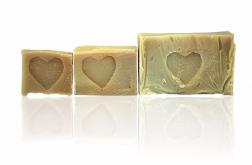 SHEA mydło naturalne ok. 90g