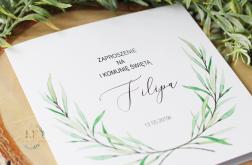 Wyjątkowe zaproszenia na I Komunię Świętą