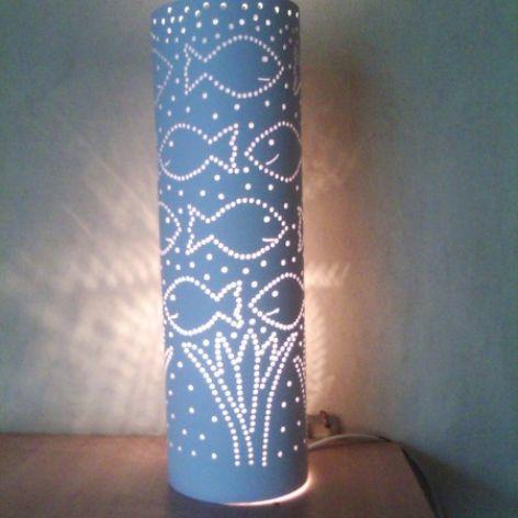 lampa rybki