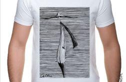 Kapelusz - T-shirt S-5XL - różne kolory