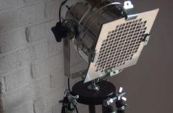LAMPA STOJĄCA REFLEKTOR LOFT DESIGN TRIPOD WENGE