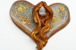 Anioł ceramiczny Dosia 10