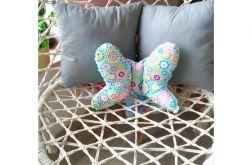 Poduszka motylek - rozetka