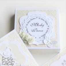 Box ślubny dla Młodej Pary EBS066