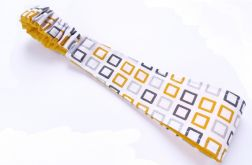 Opaska bawełniana, kwadraty - Fabricate
