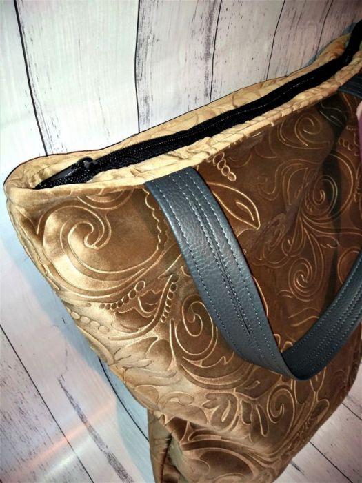 Torebka damska torba shopper 3D wzór