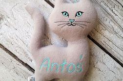 Personalizowany kotek - przytulanka c