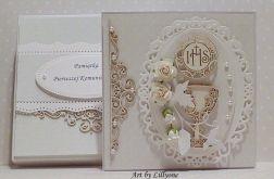 Pamiątka Komunii Świętej w pudełku # 01