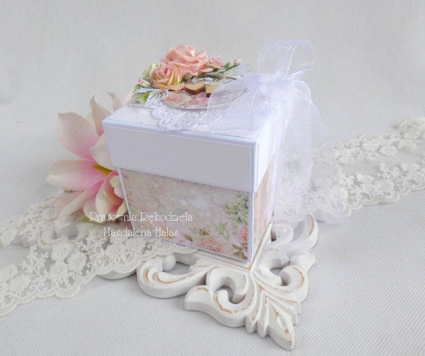 Ślubny exploding box 188 -