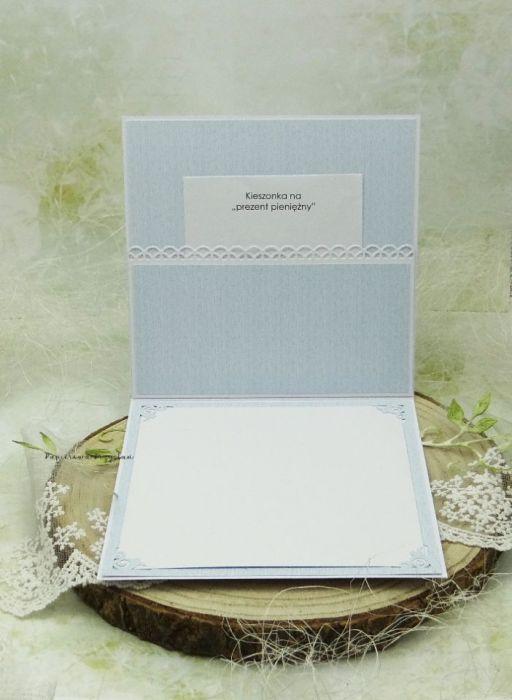 Pamiątka I Komunii Św. w pudełku 03 - prezent komunijny