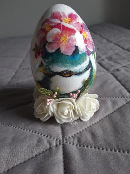 Jajko styropianowe
