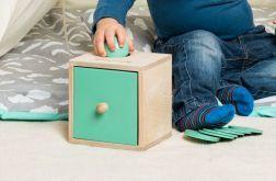 Szufladka Montessori 2 w 1