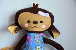Słodka małpka Sonia 45 cm
