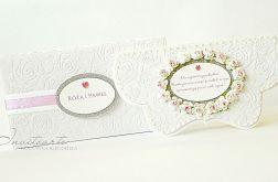 Komplet na ślub w Róże