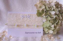 Zaproszenie ślub, wesele