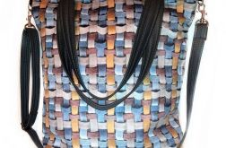 Torebka damska torba shopper krateczka