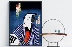 Plakat Samuraj - Ronin 3 50X70 B2
