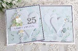 Kartka jubileuszowa w pudełku 70