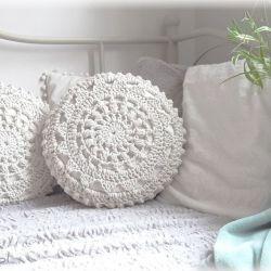 Poduszka dekoracyjna Mandala Natura