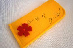 Bins case yellow
