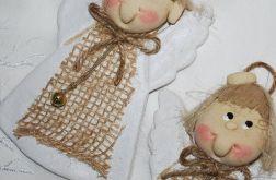 Anioły Świąteczne - Złote dzwonki ...