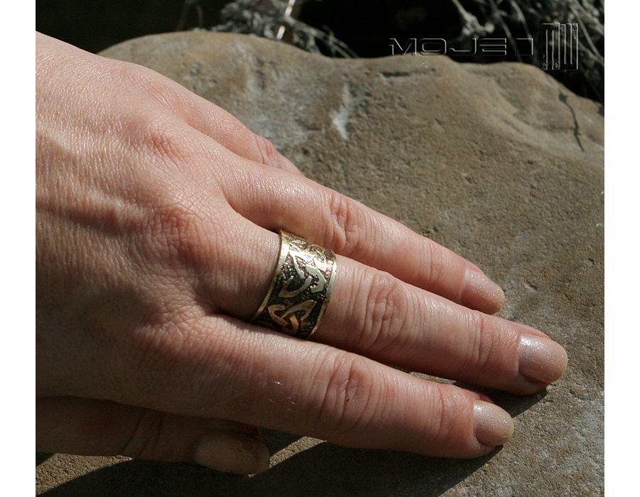 Celtycka plecionka - celtyckie wzory
