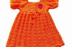 Sukieneczka pomarańczowa