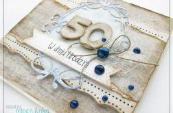 Kartka urodzinowa - 50 urodziny 1