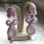 Kolczyki ślubne Dzwonki