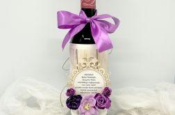 Ubranko na Ślub w fiolecie