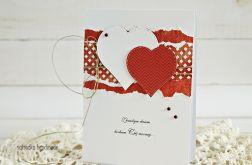 Walentynka z sercami #1