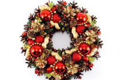 Wianek, dekoracja bożonarodzeniowa