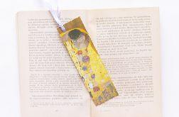 Zakładka do książki Klimt - Pocałunek nr4