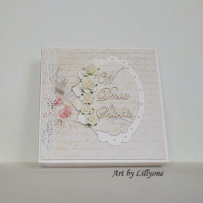 Ślub w koronkach i w pudełku 2