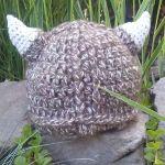 """Czapka """"Viking"""" - czapka dziecięca"""