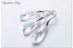 Komplet Swarovski Wing 23mm Crystal