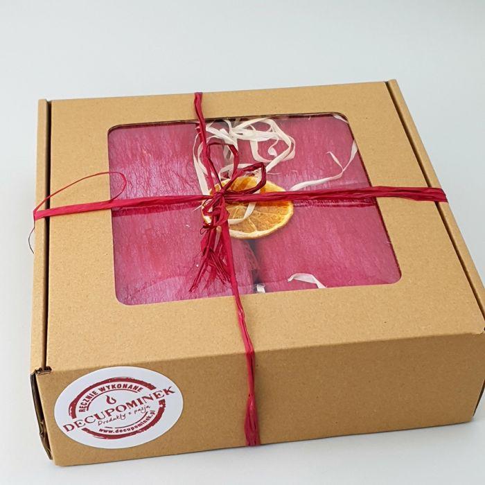 Pomysł na prezent- Florka 2 - opakowanie zestawu