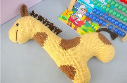 Przytulanka Podusia Żyrafa