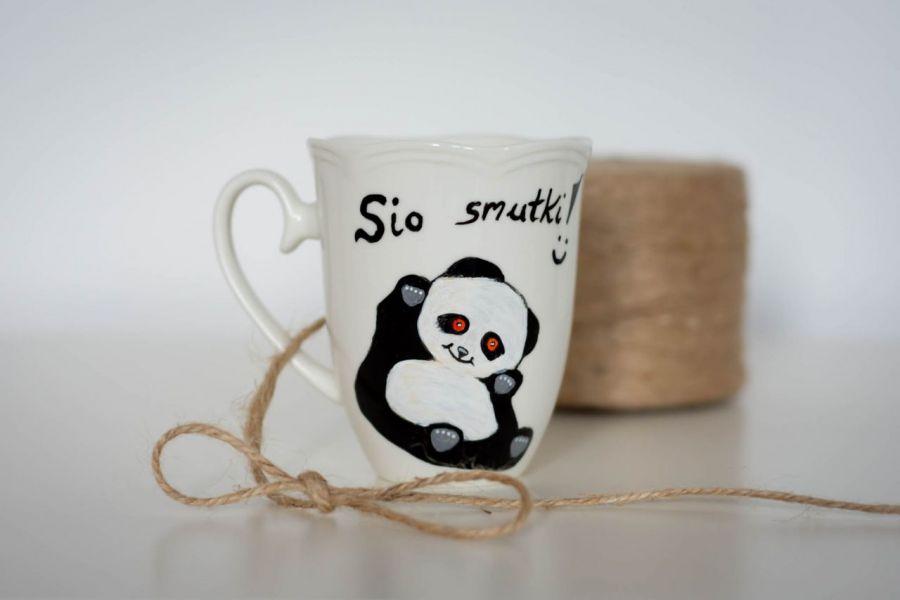 Porcelanowy Kubek - Sio Smutki - null