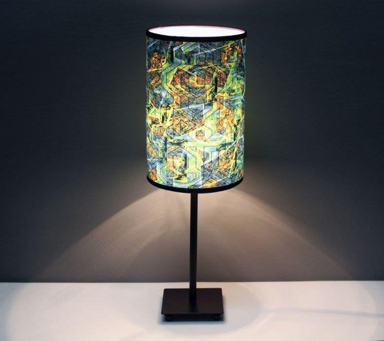 Lampa nocna biurkowa sEN kOSIARZA 6 M - Lampa gwarantująca intensywne doznania.