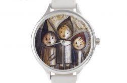 "Zegarek Art ""Troje dzieci"""