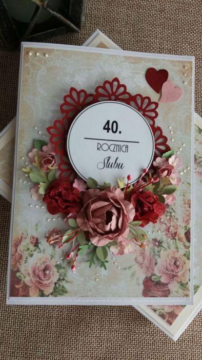 .40 Rocznica Ślubu.