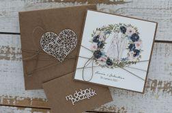 Kartka ślubna z personalizacją 2