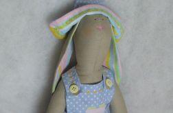 Zajączek, królik w stylu Tilda