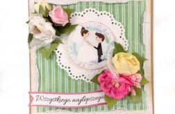 Kartka na ślub #042