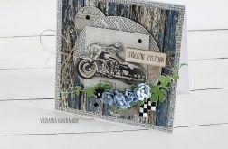 Kartka z motocyklem, 481