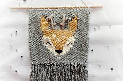 Makatka jelonek jeleń renifer dla chłopca