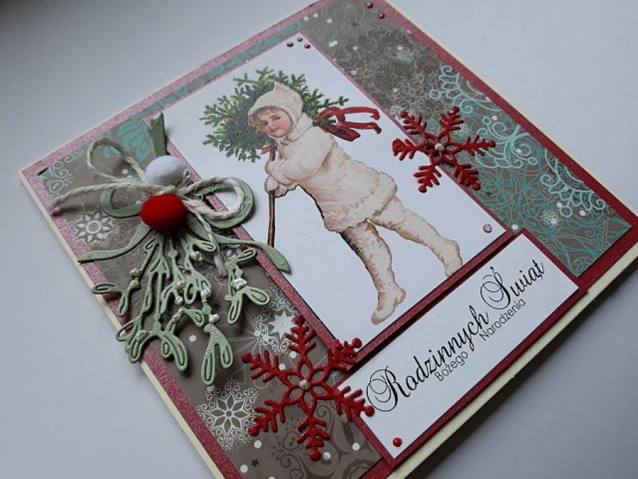 Kartka świąteczna 5