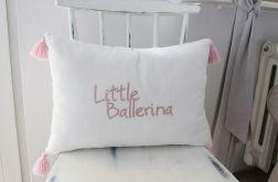 Podusia z chwostami Little Ballerina